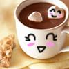 ★hot chocolate&marshm ello