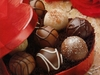 box of chocolatess
