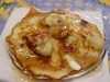 I'll make you banana pancakes..
